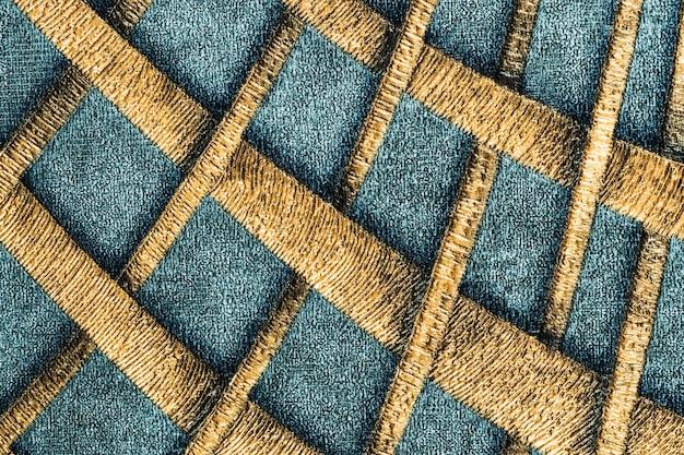 Vintage teppich textur hintergrund mit damast nahtlose muster