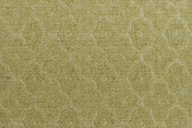 Vintage-teppich-textur-hintergrund mit zartem gittermuster