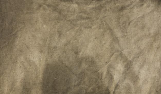 Vintage textur der alten militärplane