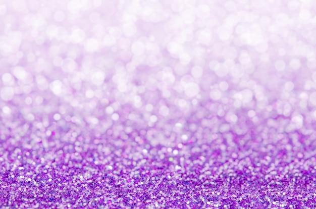 Violetter abstrakter hintergrund, purpurroter bokeh hintergrund