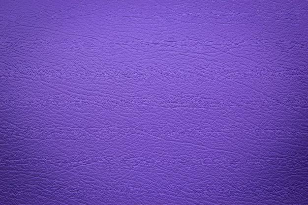 Violettes leder mit textur / struktur