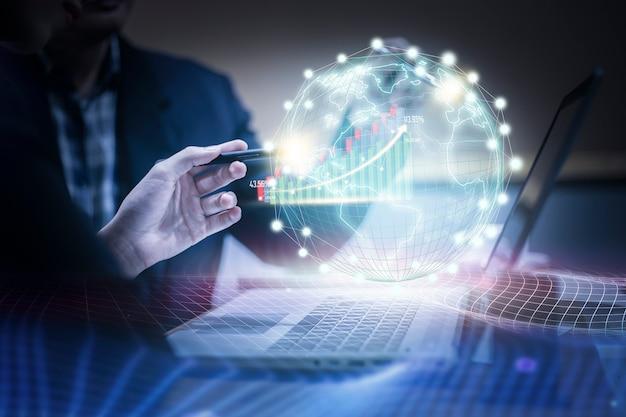 Virtual-reality-technologie für digitales marketing