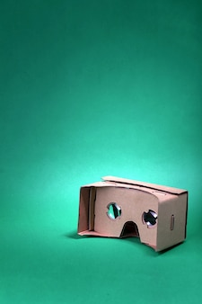 Virtuelle reality-brille