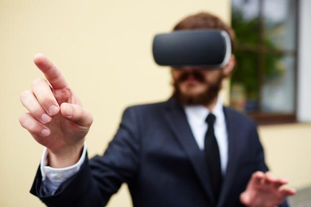 Virtuelles spielen