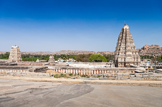 Virupaksha tempel