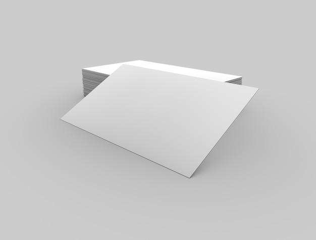 Visitenkartenmodell