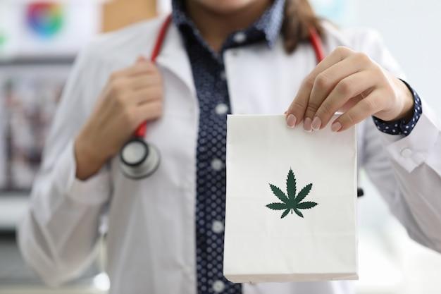 Volkstherapie mit leichter droge