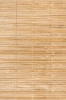 Vollbildhintergrund des natürlichen unbemalten bambusholzbretts