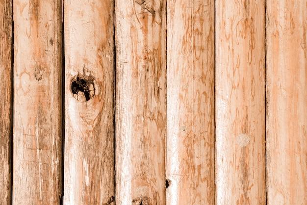 Voller rahmen des hölzernen plankenhintergrundes