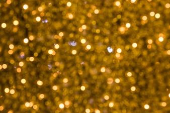 Voller Rahmen schoss von goldenem bokeh Hintergrund