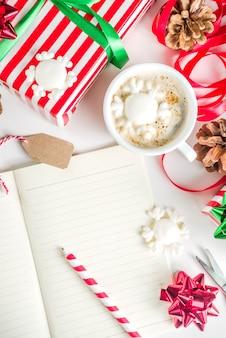 Vorbereitung auf weihnachten