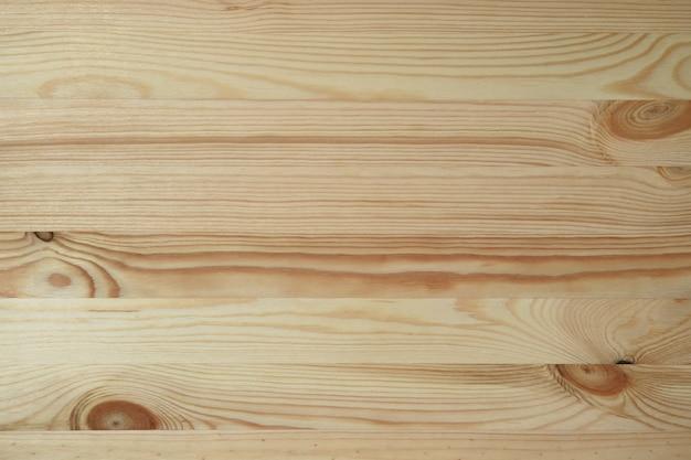Vorderansicht des hellbraunen naturholz-musters für hintergrund