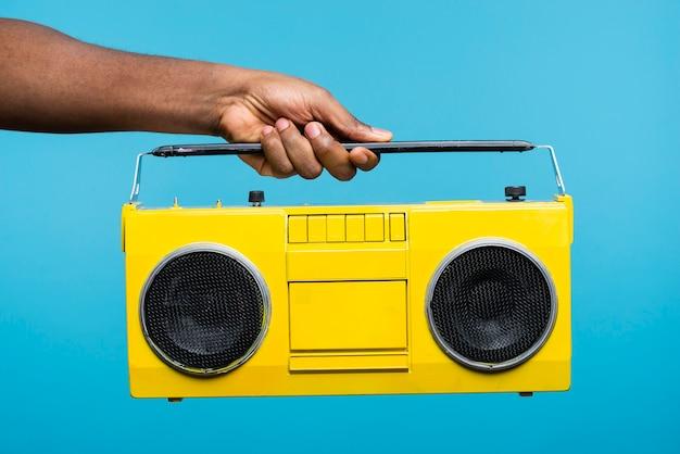 Vorderansicht kassette