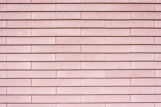 Wand aus altem rotem backstein