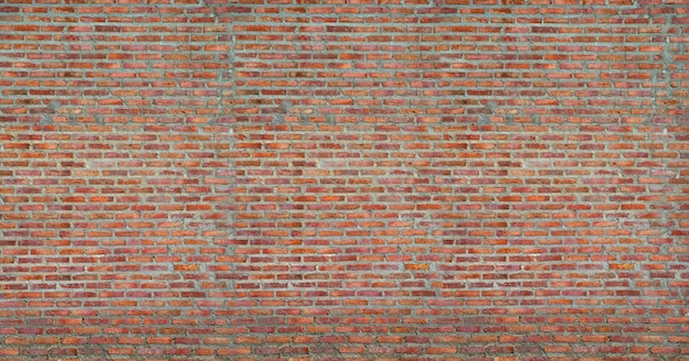 Wand-beschaffenheitsschmutzhintergrund des roten backsteins