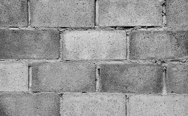 Wand der schlackenblock