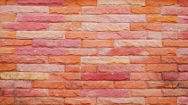 Wand des roten backsteins, ziegelsteinsteinbeschaffenheit