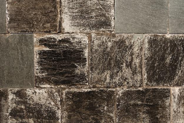 Wand-hintergrundbeschaffenheit der missgunst rostfreie