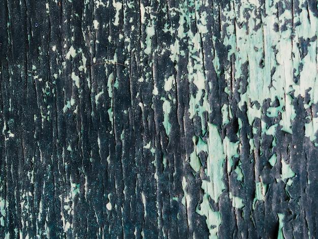 Wand mit abgezogenem strukturiertem hintergrund der farbe