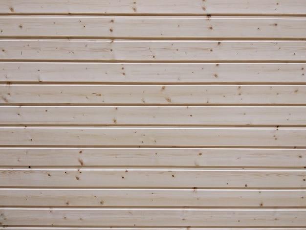Wand von holzbalken, beschaffenheitsnahaufnahme