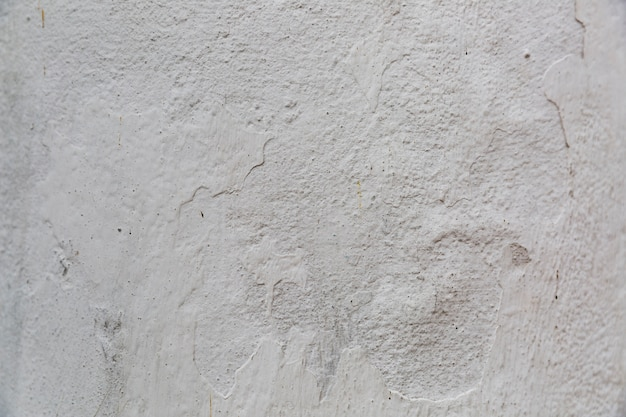 Wandoberfläche mit grober beschaffenheit