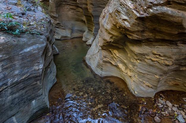 Wang sila lang grand canyon, pua-bezirk, nan in thailand