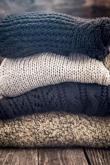 Warme kuschelige pullover