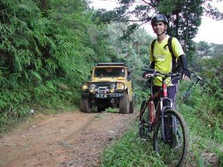Warten jeep