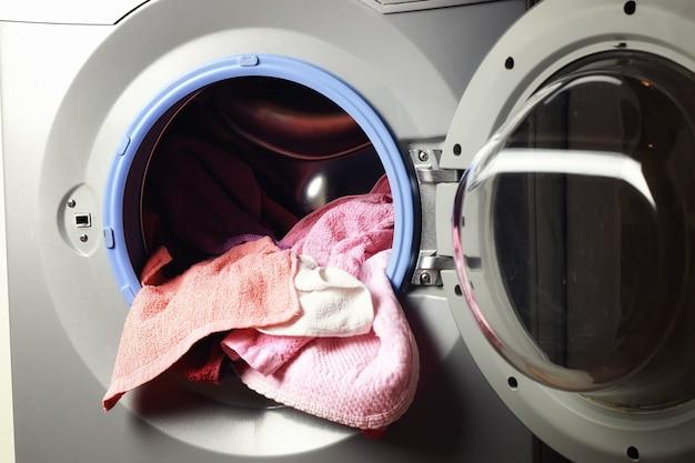 Waschmaschine hand putzen
