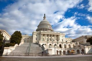 Washington dc capitol bild