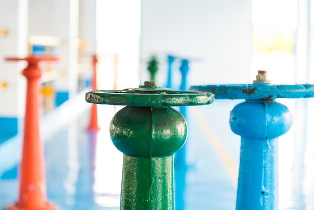 Wasseraufbereitungsanlagen der wasserwerke in thailand.