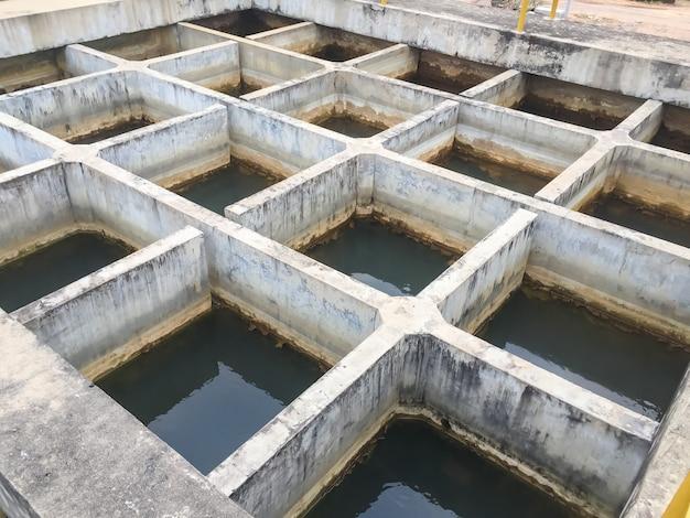 Wasseraufbereitungsprozess