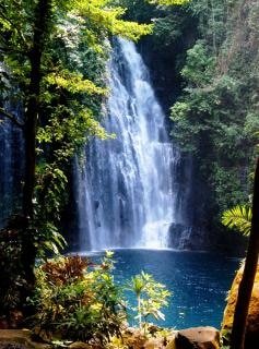 Wasserfälle, frisch