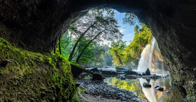 Wasserfall khao yai im nationalpark haew suwat