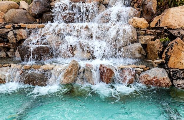 Wasserfall schön