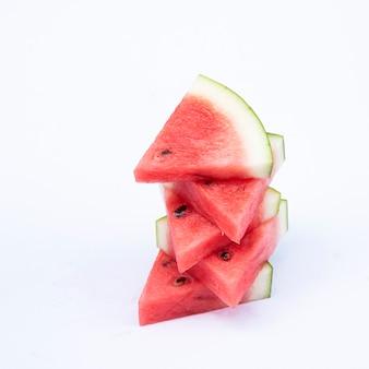Wassermelone.