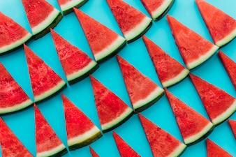 Wassermelonenhintergrund