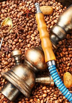 Wasserpfeife mit kaffeegeschmack tabak