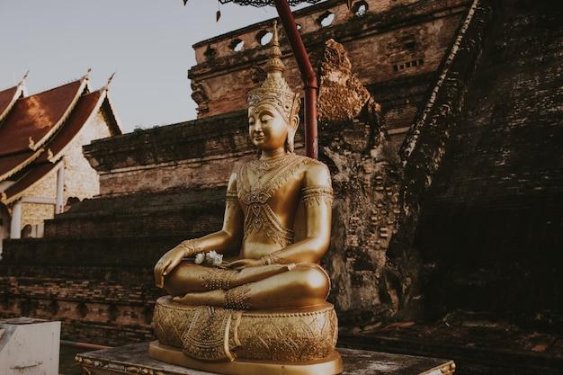 Wat chedi luang tempel