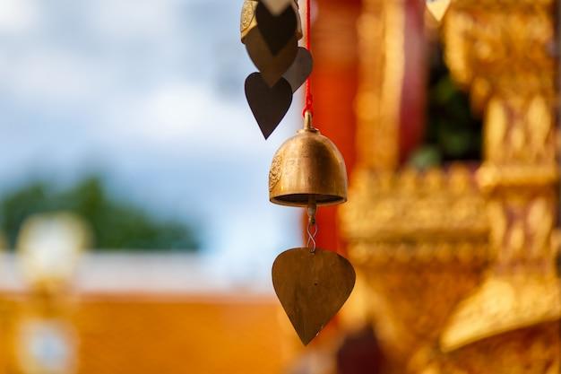 Wat phra that doi suthep ist touristenattraktion von chiang mai, thailand