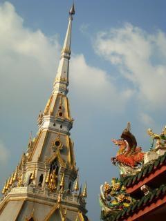 Wat sothon wararam woravihan thailand