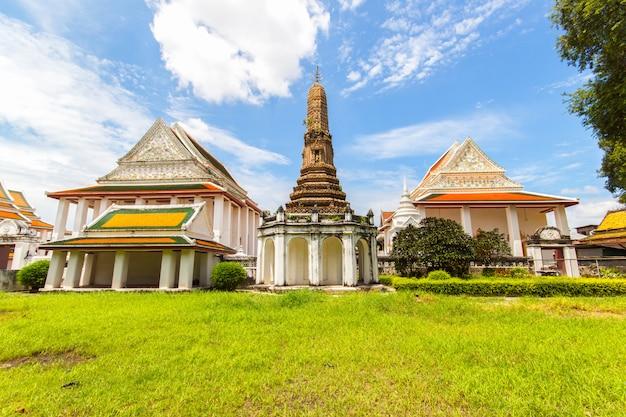 Wat thepthidaram, bangkok, thailand