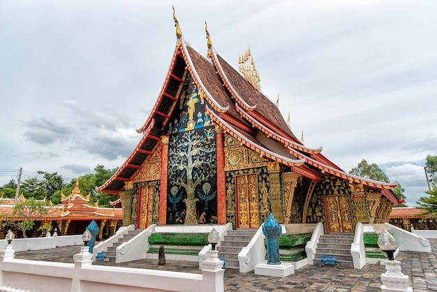 Wat wang kham tempel in khao wong