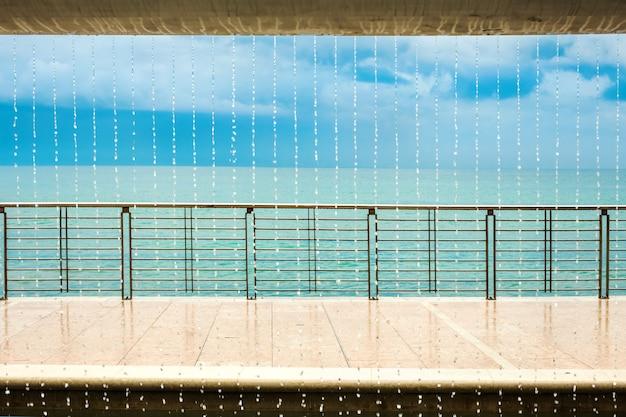 Waterfront hintergrund