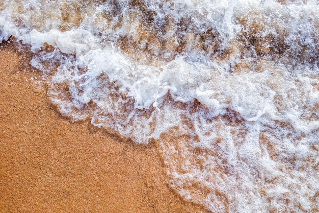Wave sand hintergrund für kreative