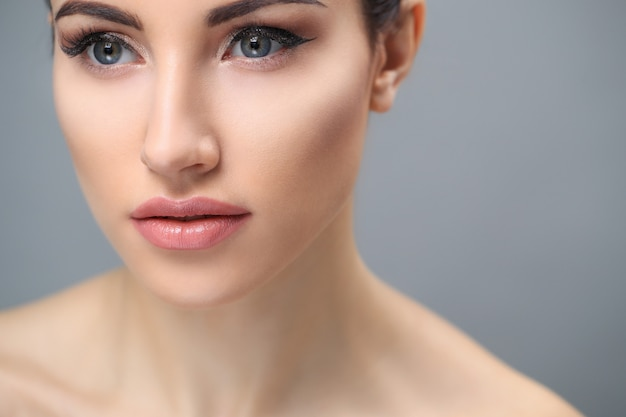 Weibliche schönheit
