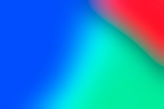 Weiche dreifarbige anordnung