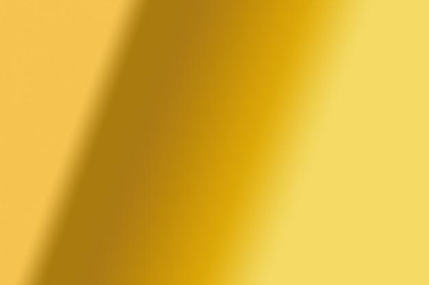 Weiche textur der goldgradientenfarbe, die als abstrakter dekorativer gestaltungselementhintergrund gewellt wird