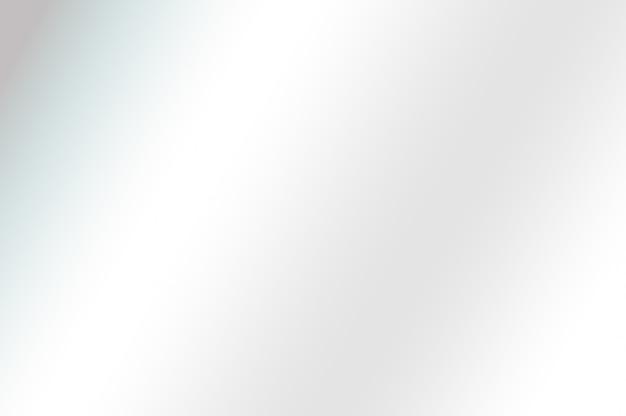 Weiche textur der weißen farbverlaufsfarbe, die als abstrakter dekorativer gestaltungselementhintergrund gewellt wird
