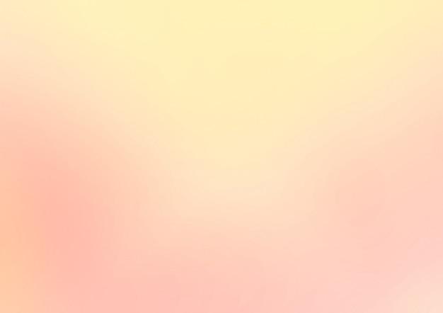 Weicher hintergrund des bewölkten himmels in der süßen farbe.